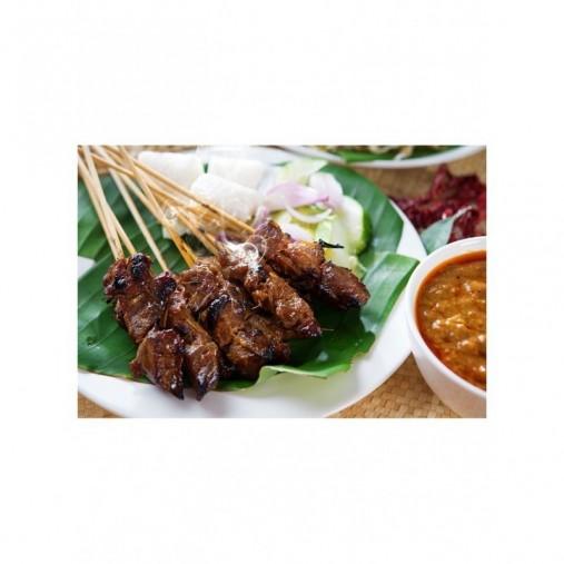 BBQ Beef Satay 50 sticks